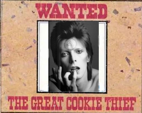 Cookie Thief Bowie