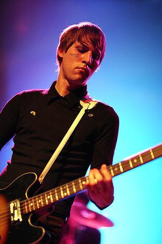 Derek James