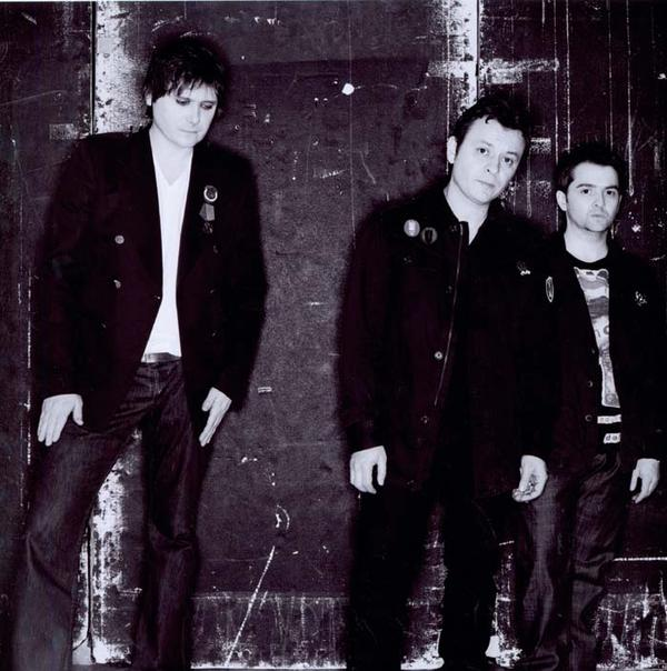 Manics Black and White