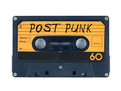post punk mix
